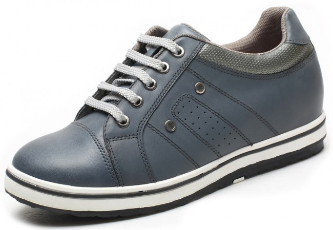 Height Increase Elevator Trainers Grey