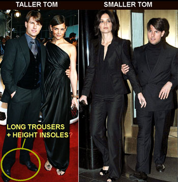 Tom Cruise Height His Secret To Getting Tall