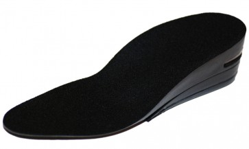 Adjustable air height insoles