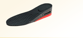 Double layer shoe inserts